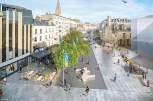 Revue de presse : L'Hôtel de Than parmi les grands projets Caen